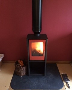 Aarrow i400f Multi Fuel Stove Installation