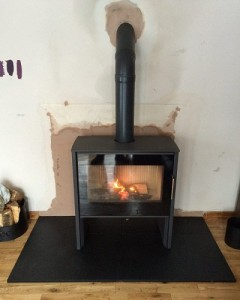 Wood Burning Stove AGA Hanwood