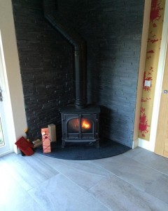 Multi Fuel Stove Stirling Stovax