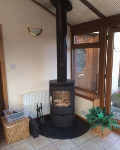 Termatech TT40 Wood Burning Stove