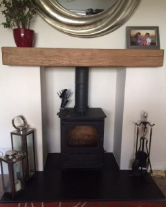 Multi Fuel Stoves Installation