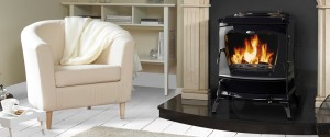 modern luxury wood burning stoves