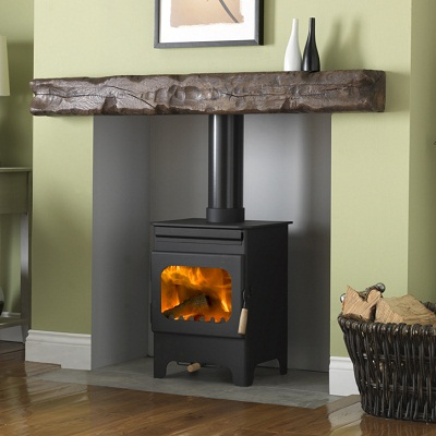 Burley Hollywell Stove Retailer, Multi Fuel Stove