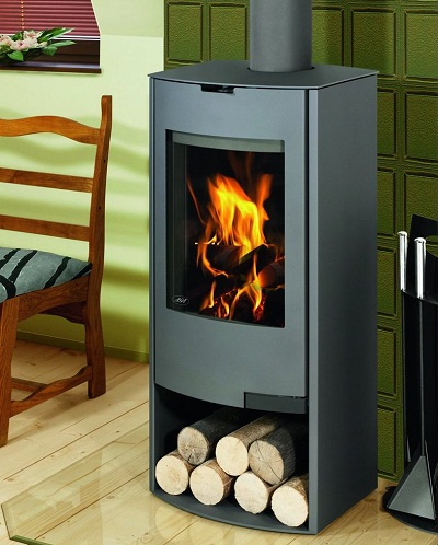Aga Hadley Wood Burning Stove